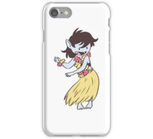 Hula Marcy iPhone Case/Skin