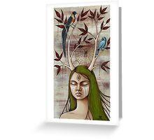 Symbiosis Greeting Card
