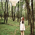 Floating in Enchantment by redhairedgirl