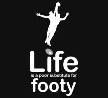 AFL v Life - Black Kids Clothes