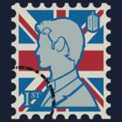 Doctor Who United Kingdom Stamp by DCVisualArts