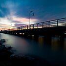 St Kilda Pier by Liam Robinson