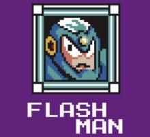 Flash Man by Vinchtef