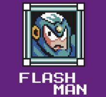 Flash Man by Vinchtef