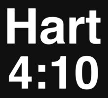 Hart 4:10 by wemarkout