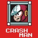 Crash Man by Vinchtef