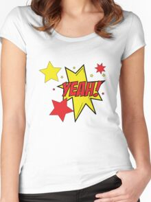 Yeah! Women's Fitted Scoop T-Shirt