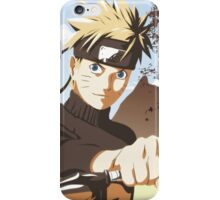 Naruto vector- iPhone Case iPhone Case/Skin