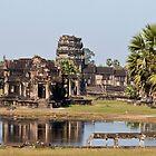 Angkor Wat by Jeff Symons