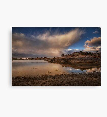 Cloudsplash Canvas Print