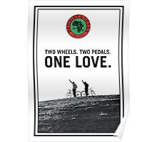 One Love Poster Poster