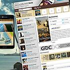 IGN, Samsung Galaxy Note Indie Games by lfreddecolo