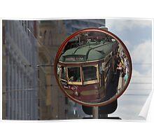 City Circle Tram - Melbourne Poster