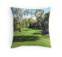 A Beauty Spot! Botanic Gardens Adelaide, South Australia. Throw Pillow
