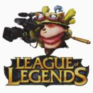 League of Legends - Teemo (New Logo) by falcon333