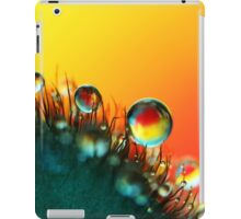 Poppy Drops iPad Case/Skin