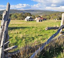 Coolamine Homestead by Terry Everson
