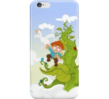 Jack and the Beanstalk iPhone Case/Skin