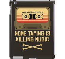 Guardians of the Music Industry iPad Case/Skin