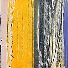 diptych 109/110 by Iris Lehnhardt