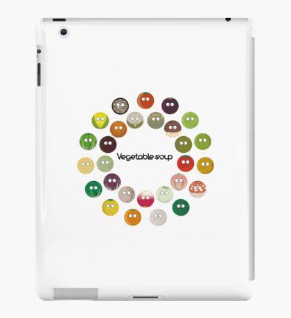 Vegetable soup iPad Case/Skin