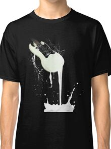 Melting Guitar Classic T-Shirt