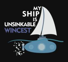 My Ship is unsinkable - Wincest by JudithzzYuko