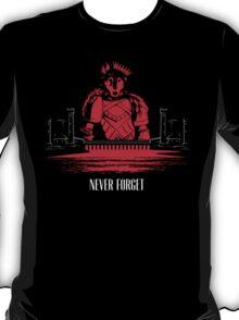 The Red Wedding (Direwolf version) T-Shirt