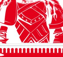 The Red Wedding (Direwolf version) Sticker