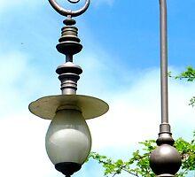 Nostalgic Streetlamp by ©The Creative  Minds