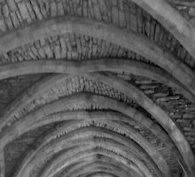 Fountains Abbey by FairyGirl15