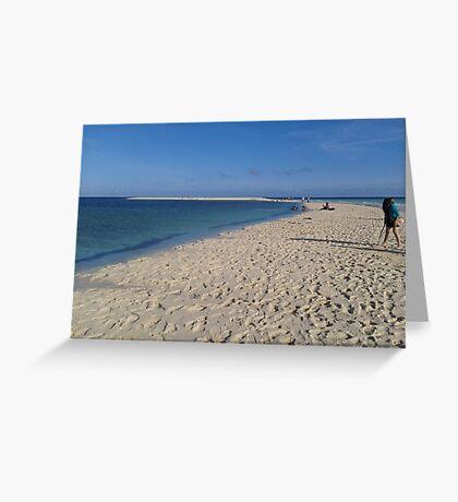 Camiguin Island Greeting Card