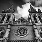 St Peters Cathedral Adelaide. by Nick Egglington