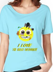 I LOVE the Great Outdoors! Women's Relaxed Fit T-Shirt