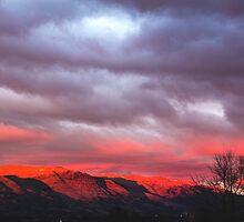 Mountains  by Luke Thomas McCarthy