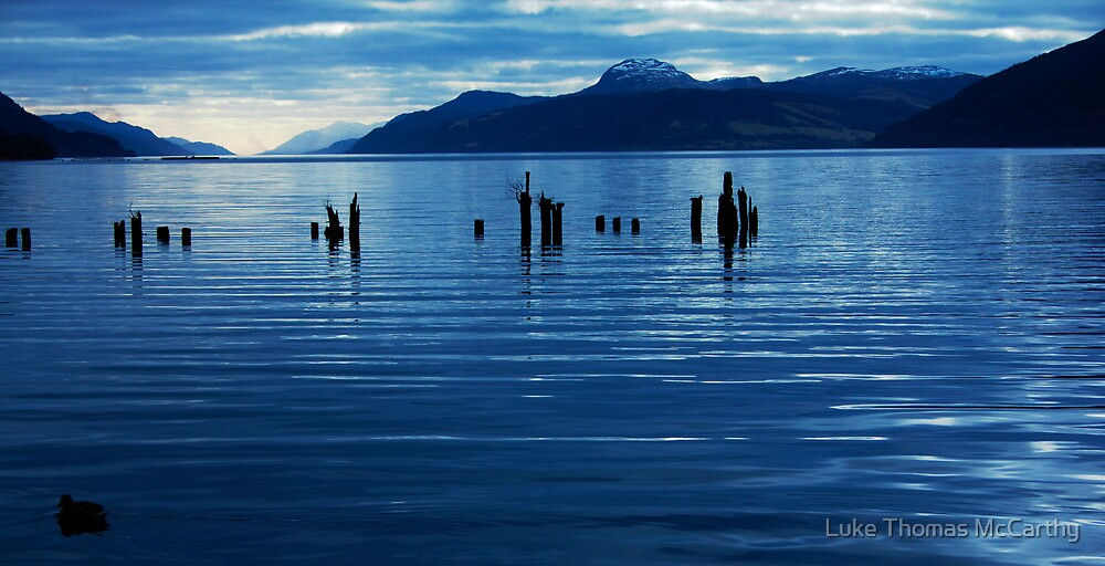 Loch Ness   by Luke Thomas McCarthy