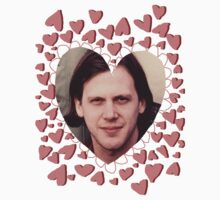 heart shaped jeff mangum  T-Shirt