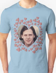 heart shaped jeff mangum  Unisex T-Shirt