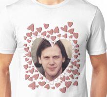 heart shaped jeff mangum  Unisex T-Shirt