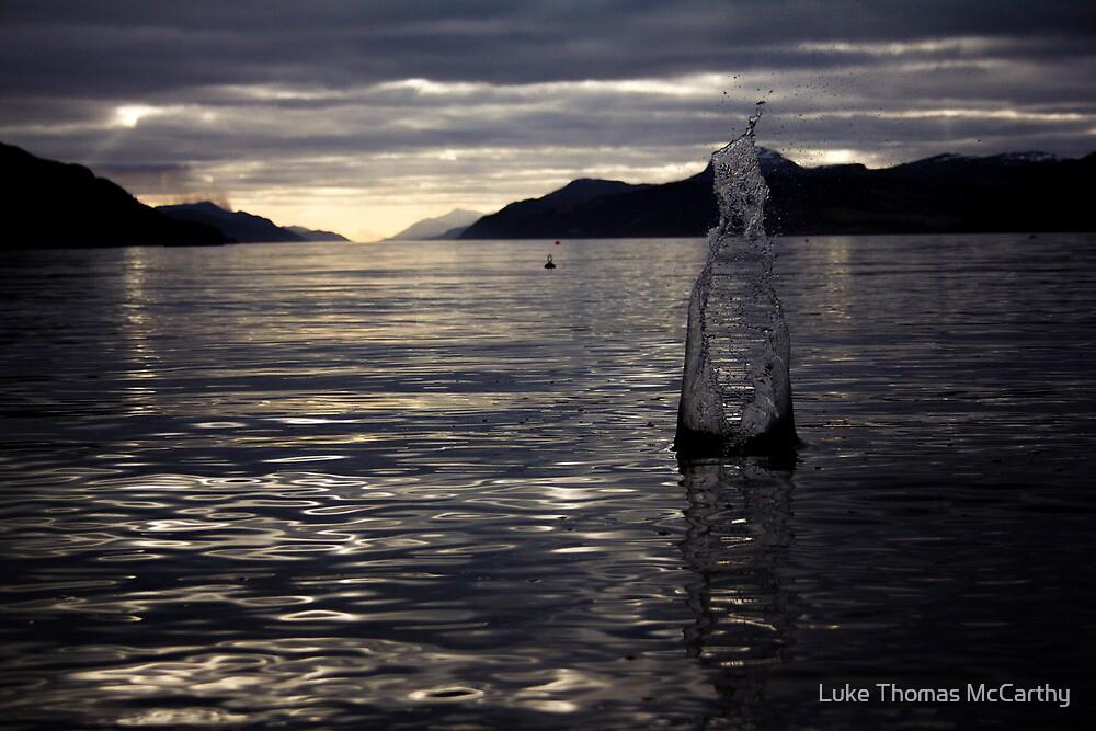 Water Splash by Luke Thomas McCarthy