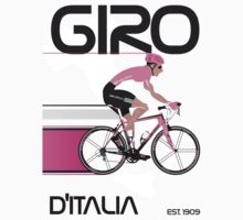 GIRO D'ITALIA One Piece - Long Sleeve