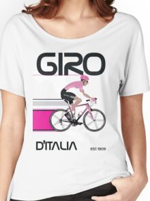 GIRO D'ITALIA Women's Relaxed Fit T-Shirt