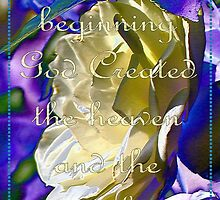 In the Beginning. . . by aprilann