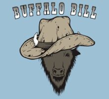 BUFFALO BILL COWBOY by bumpin