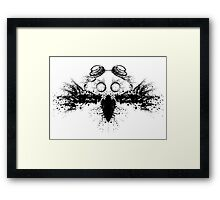 Doctor Roblotnik Framed Print