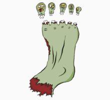 Zombietoes by wo0ze