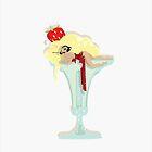 Cocktail Pin Up by NinaMierowska