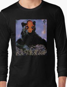 JUNGLECAT TECHNIQUE MIXTAPE COVER ART T SHIRTS N STUFF Long Sleeve T-Shirt