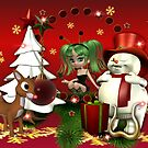 A Magical Jolly Christmas by LoneAngel