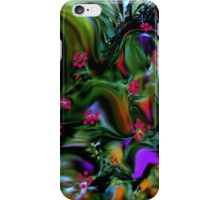 APRIL SHOWERS BRING MAY FLOWERS AND ANGELS iPhone Case/Skin